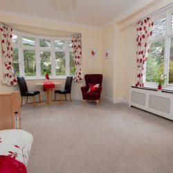 Kingsley Court Room lounge