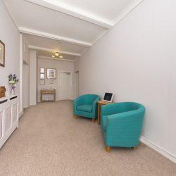 Kingsley Court Hallway