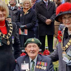 Mr Ronald Meades, Burma Star veteran remembers