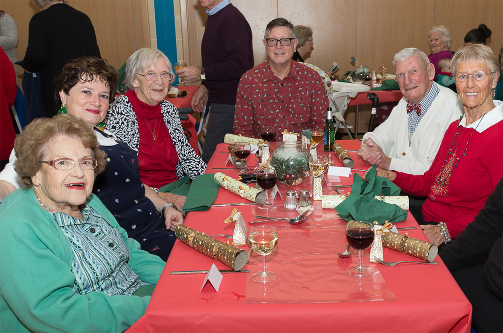Friary Care Christmas party