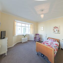Large ground floor with ensuite located at the front of Kingsley Court
