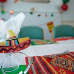 Mexican world theme day